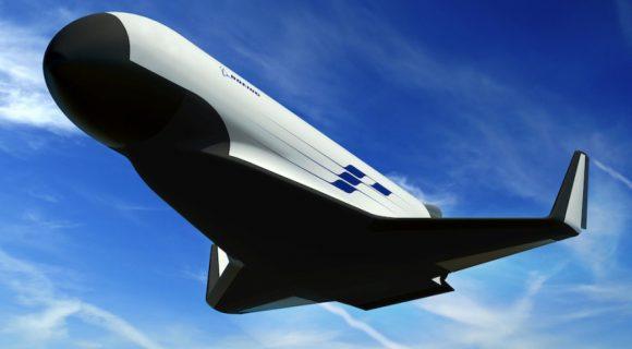 Diseño del XS-1 de Boeing de 2015 (DARPA).