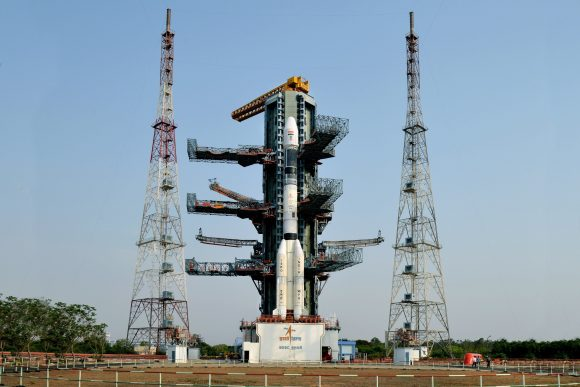 24thefullyintegratedgslv-f06carryinggsat-9atthesecondlaunchpad