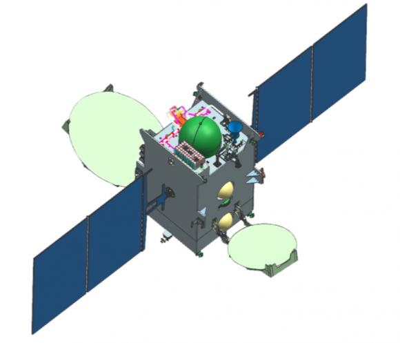 GSAT 9 (ISRO).
