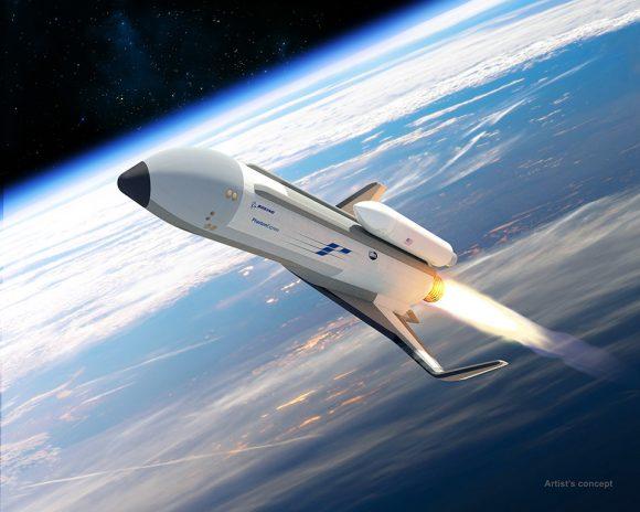 Sistema de lanzamiento XS-1 (DARPA).