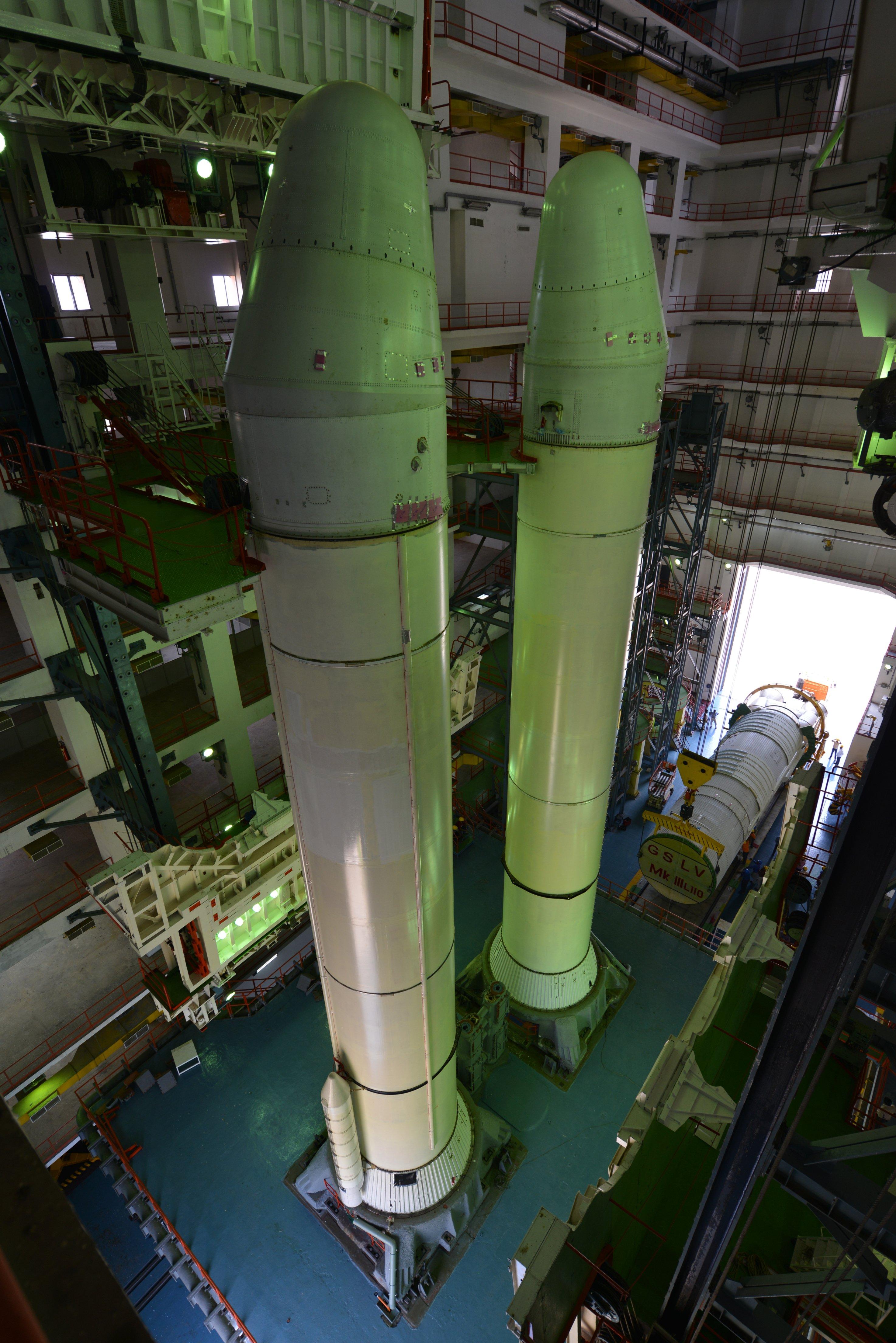 Puesto En Rbita El Gsat 19 Primer Lanzamiento Orbital -2964