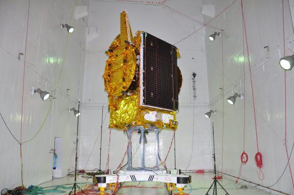 GSAT 19 (ISRO).