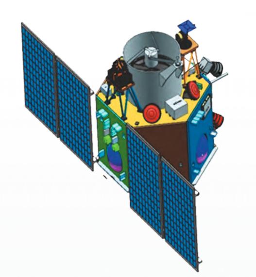 Cartosat 2E (ISRO).