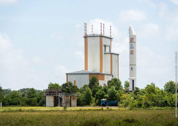EAP de la misión VA236 trasladado al BIL (Arianespace).