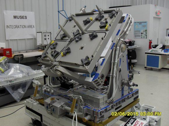 Plataforma MUSES (NASA).