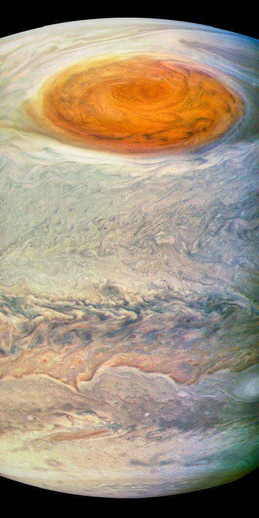 (NASA/JPL-Caltech/MSSS/SwRI/Seán Doran).