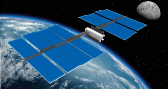 Remolcador SEP ruso para misiones a GEO y la la Luna (RKK Energía).