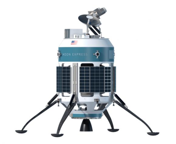 Sonda MX-1E (Moon Express).