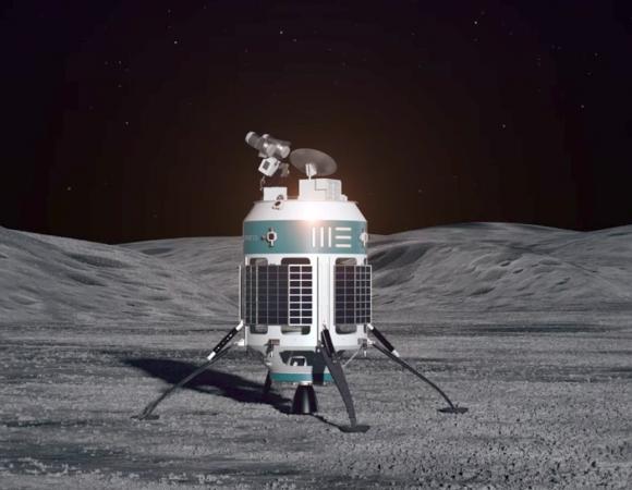 Sonda lunar privada MX-1E (Moon Express).