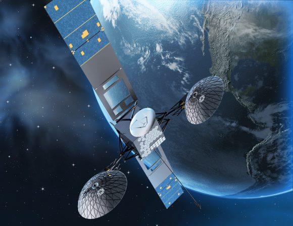 Satélite TDRS de tercera generación (NASA/ULA).