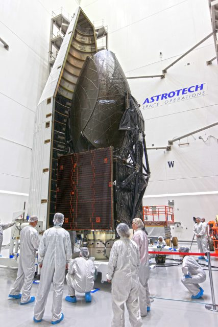 TDRS-M Encapsulation