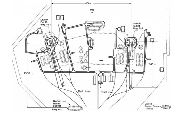Complejo de lanzamiento 81 (ILS).