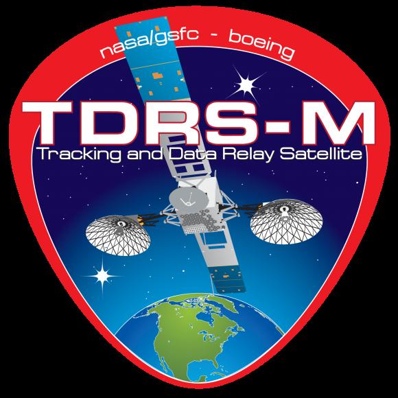 Emblema de la misión (NASA).