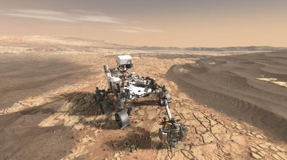 El rover Mars 2020 recogerá veinte muestras de distintas zonas de la superficie marciana (NASA/JPL).