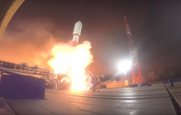 Lanzamiento del GLONASS-M 52 (Zvezdá TV).