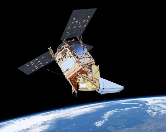 Sentinel 5P (ESA).