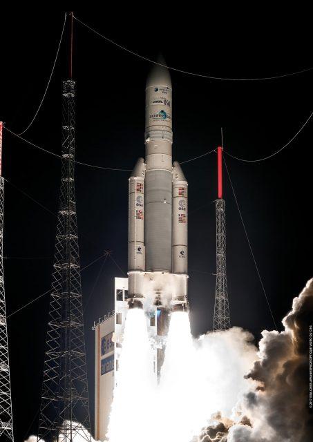 Lanzamiento de la misión VA239 (Arianespace).