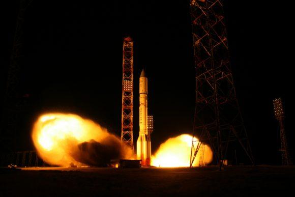 Lanzamiento del AsiaSat 9 (ILS).