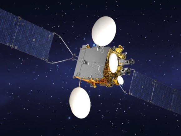 Koreasat 5A (Thales Alenia Space).