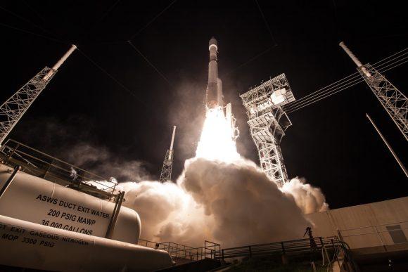 Lanzamiento del NROL-52 (ULA).