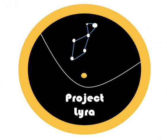 Símbolo del Proyecto Lira (i4is).