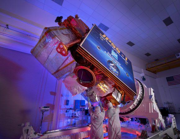 El JPSS 1 (NASA).
