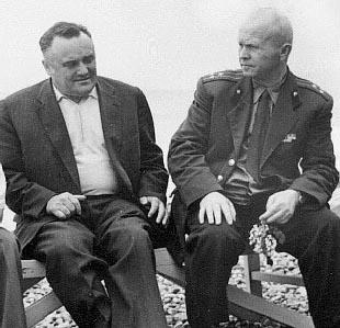 Koroliov y Yazdovski.