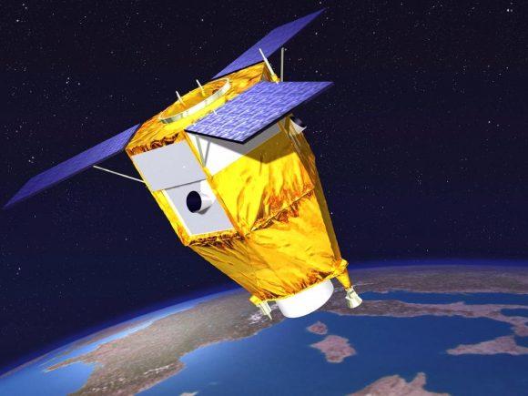 Satélite de reconocimiento Falcon Eye (Arianespace).