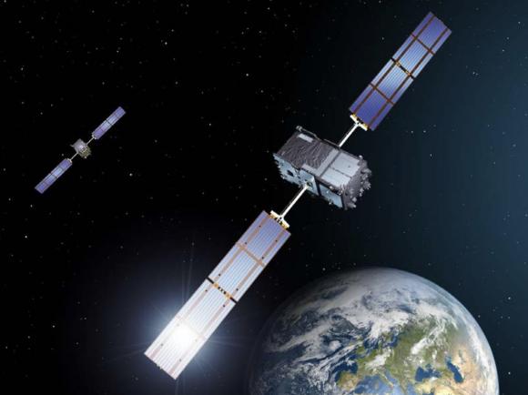 Galileo FOC (Arianespace).