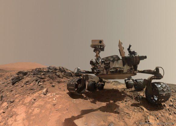 Selfie de Curiosity del 19 de diciembre (NASA/JPL-Caltech).