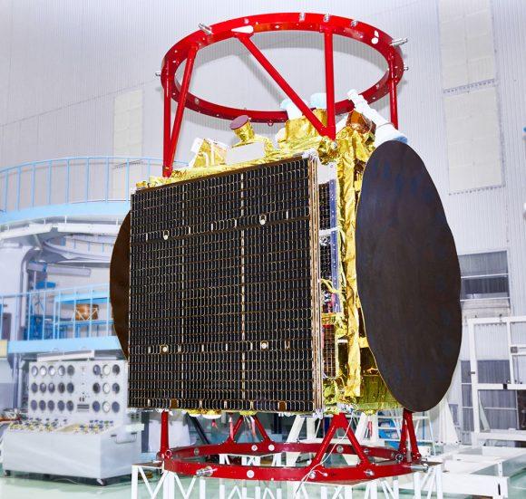 Satélite Angosat 1 (RKK Energía).