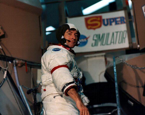 Hasta siempre, John (NASA).