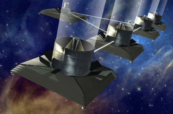 El olvidado TPF-I de la NASA (NASA).