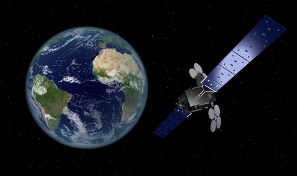 Al Yah 3 (Arianespace).