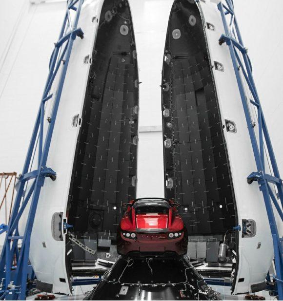 Cuanta cofia desaprovechada (SpaceX).