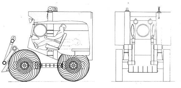Vehículo LIM (RKK Energía).
