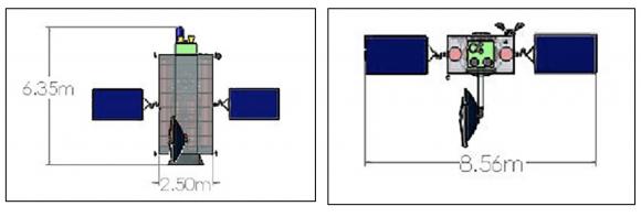Dimensiones de HAMMER (NASA/NNSA).