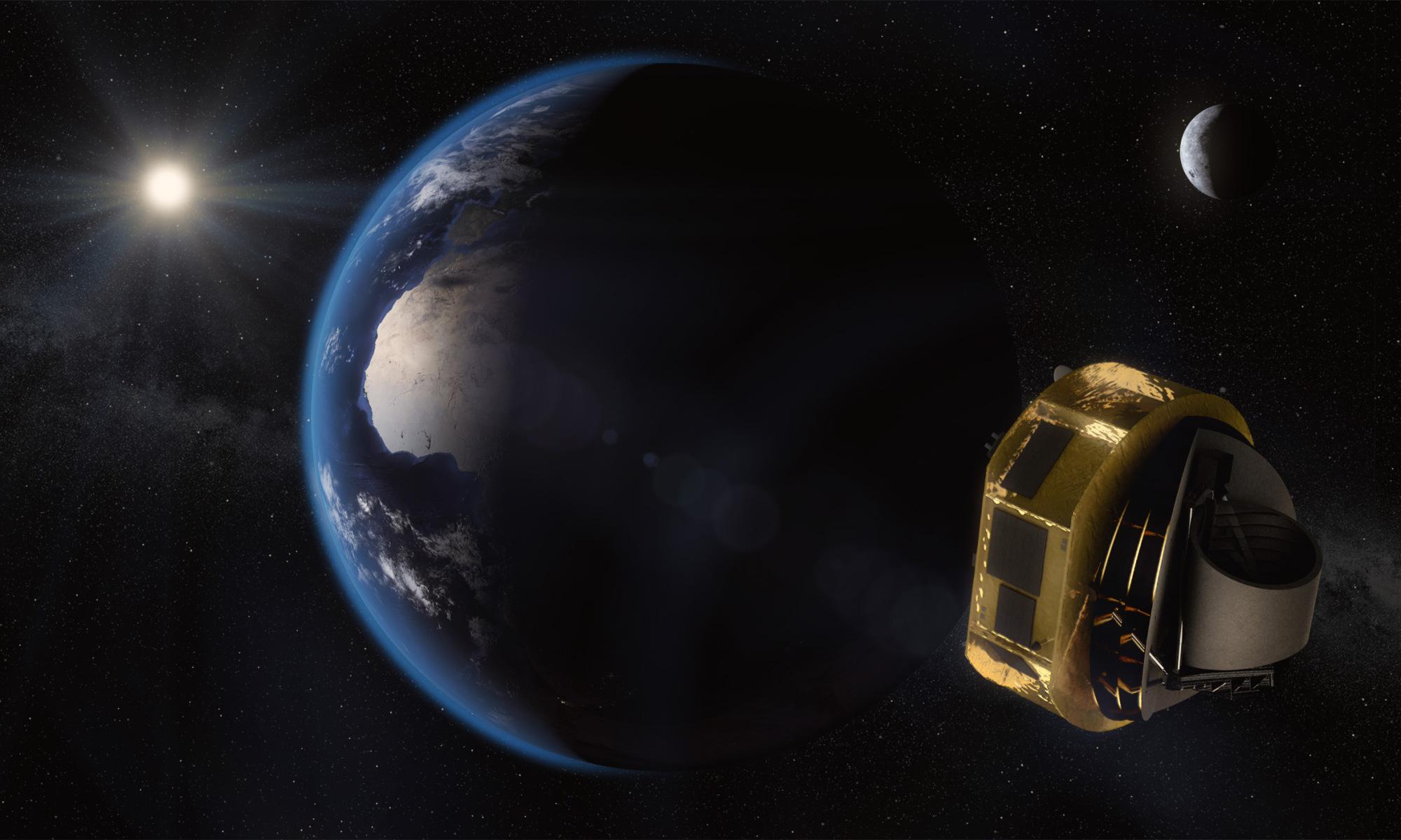 Resultado de imagen para nave espacial ARIEL esa