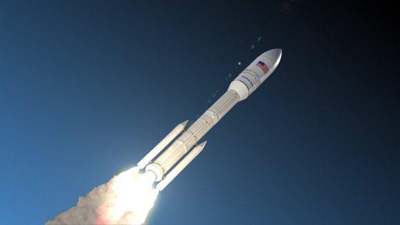 OmegA (Orbital ATK).