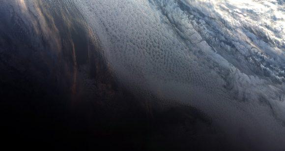 Primera imagen del Sentinel 3B (ESA).