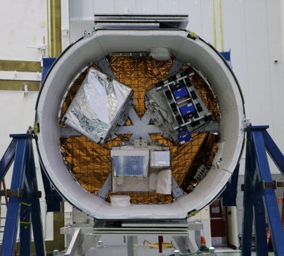Sección no presurizada de la SpX-14 (NASA).