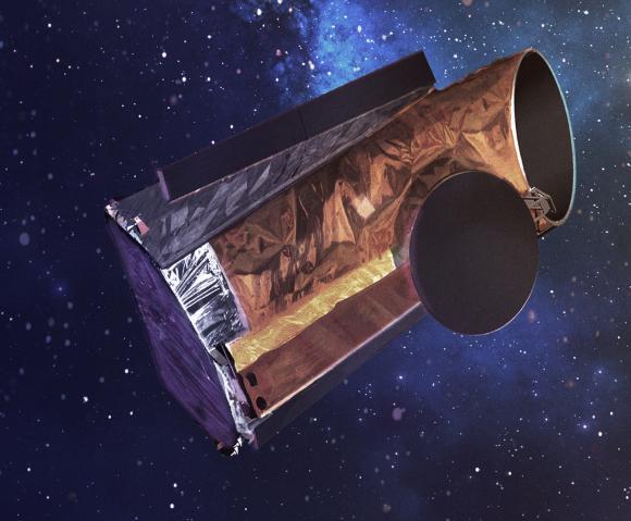 Telescopio HabEx para el estudio de exoplanetas (NASA).