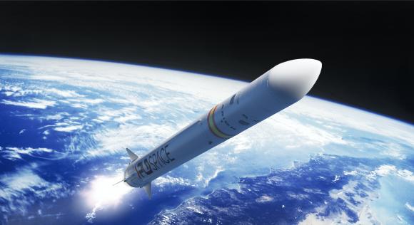 El lanzador suborbital Arion 1 (PLD Space).