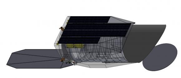 Diseño de HabEx (NASA).