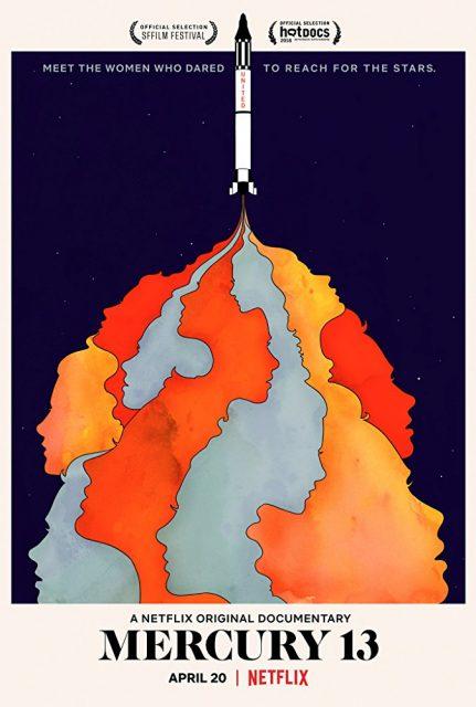 El póster de Mercury 13 de Netflix (Netflix).