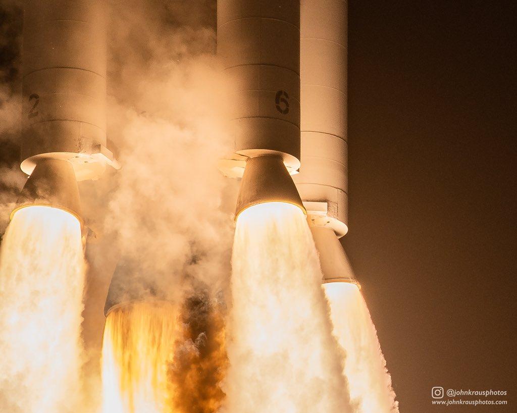 El último vuelo del Delta II: adiós a una leyenda de la astronáutica