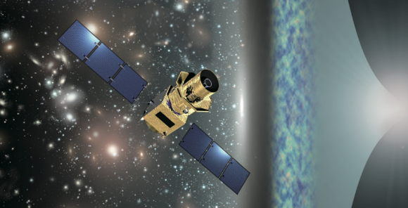 LiteBIRD, un satélite japonés para estudiar el fondo cósmico de microondas