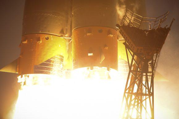 Lanzamiento exitoso y acoplamiento de la Soyuz MS-11
