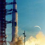Los primeros alrededor de la Luna (medio siglo del Apolo 8)