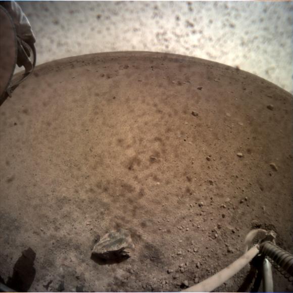 Bienvenida a la polvorienta Elysium Planitia: InSight está lista para hacer ciencia en Marte